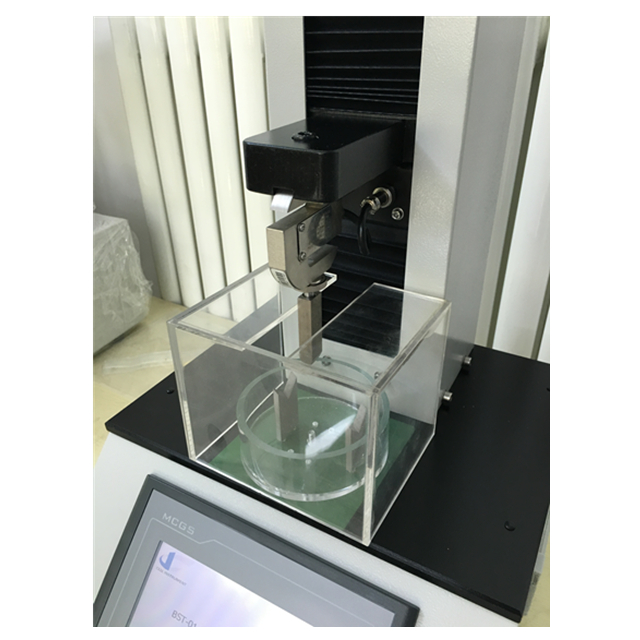 Ampoule Breaking Strength Tester Ampoule Bottle Neck Breaking Force Tester Compression Testing Machine