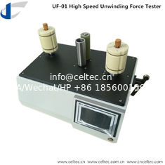Pressure Sensitive Tape High Speed Unwind Adhesion Tester Adhesive force tester for fast speed removal