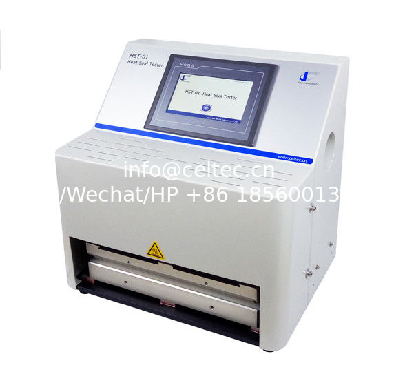 Polymer heatsealability Tester|Heat seal parameters | ASTM F2029 flexible web heat seal tester