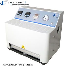 China Aseptic Bag Heat Seal Tester Heat Sealer for lab use distributor