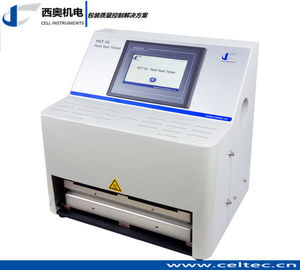 China Heat Seal Tester Plastic heat sealer distributor