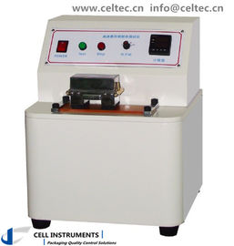 China Straight reciprocating rub tester Ink fastness rub tester distributor
