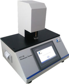 China Plastic Film Thickness Tester Contacting method benchtop thickness tester distributor