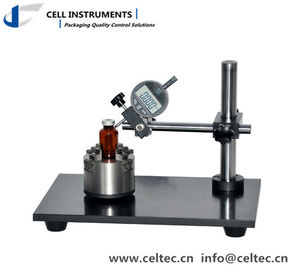 China Medical bottle perpendicularity tester Coaxiality tester factory