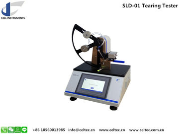 China Plastic film and paper tearing force tester Elmendorf Tear Strength Tester Tearing resistance Tester factory
