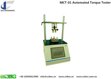 Automated torque tester for eyedrop bottle Plastic Ampoule Twisting Torque Tester bottle cap torque tester